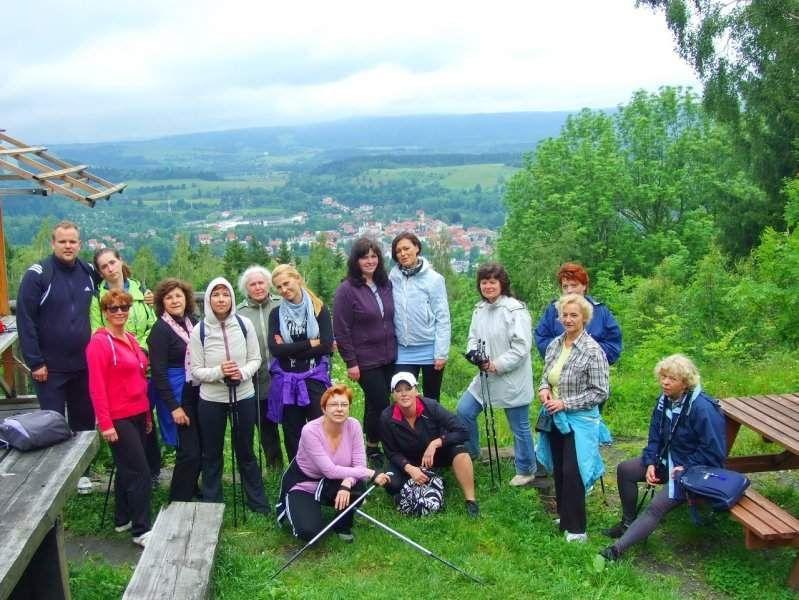 Wczasy oczyszczające w górach, kondycyjne w górach, zdrowotne w górach
